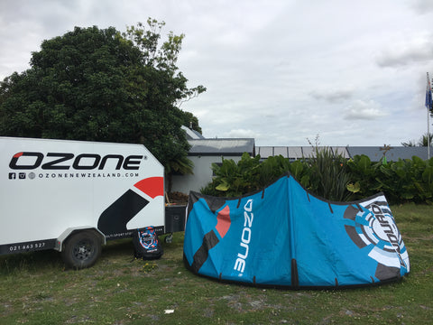 ENDURO V2 9Sqm KITE COMPLETE - SECOND HAND