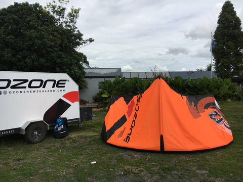 REO V4 12Sqm KITE COMPLETE - SECOND HAND