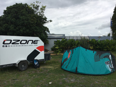 REO V4 8Sqm KITE COMPLETE - SECOND HAND