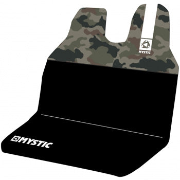 MYSTIC SEAT COVER BLK