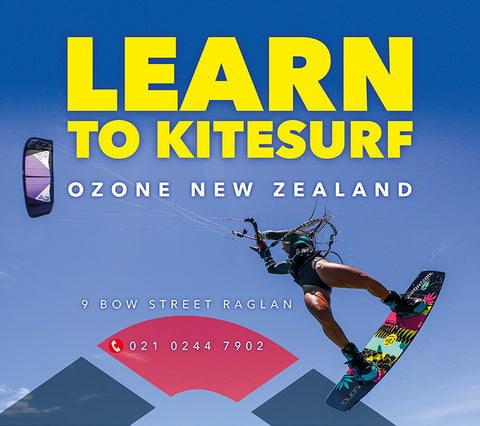 KIDS/SENIOR KITESURF LESSONS - ONE ON ONE