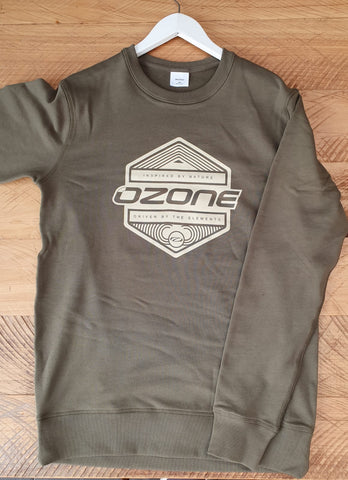 Ozone Sweater New