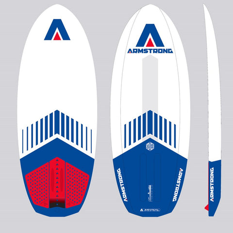 ARMSTRONG Surf Kite Tow Boards