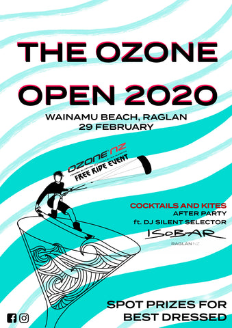 THE OZONE OPEN 2020 - 29th Feb