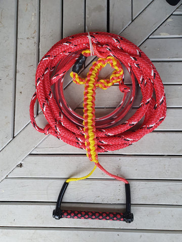 THE BEST TOW ROPE EVER.