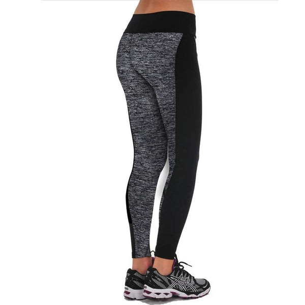 Sexy Women Letter Print Casual Leggings Stretch Pants Ladys Gym Fitted Pants Running Pants Slim Sports Leggings @ Daloah.com