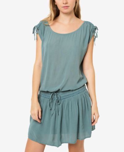 O'Neill Zenna Drawstring Blouson Dress