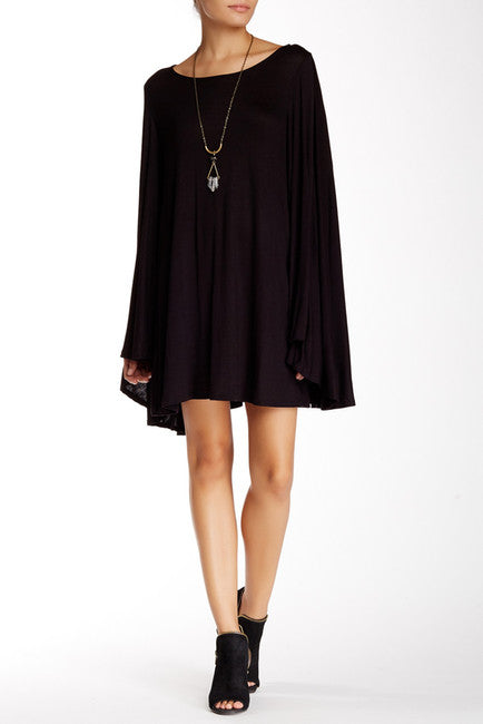 A.Maglia - Cape Mini Dress