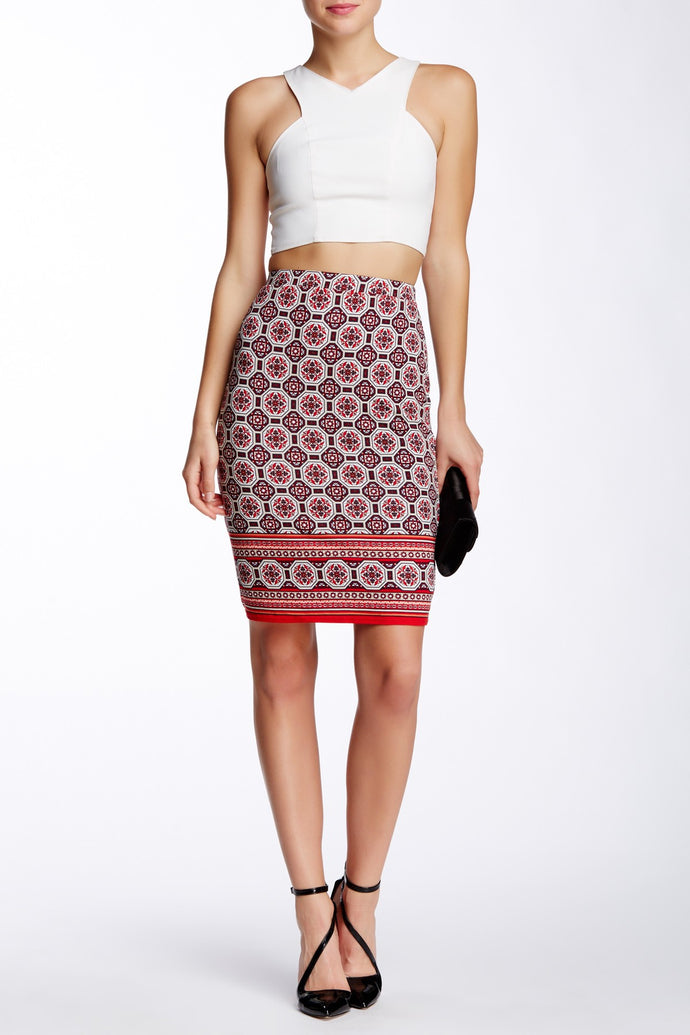 MAX STUDIO - Pencil Skirt