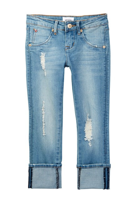 Hudson Ginny Crop Jeans (Big Girls And Small Girls)