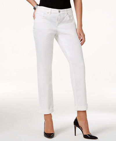 Style & Co Boyfriend Curvy Fit Jeans (Petite)  SOLD OUT