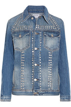 FRAME Le Studded denim jacket. SOLD OUT