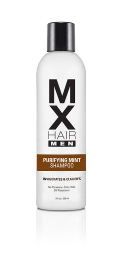 MXHAIR PURIFYING MINT SHAMPOO