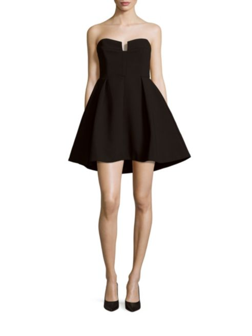 Keepsake Divide Cocktail Dress