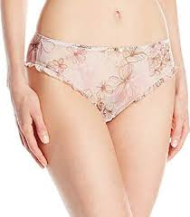 Whimsy floral panty