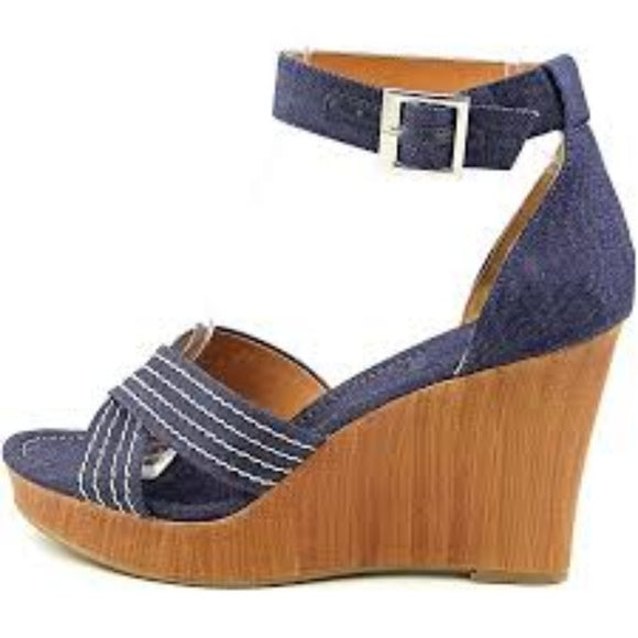 Style & Co Raynaa Platform Wedge Sandals
