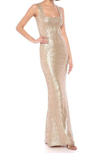 Dress The Population Women's Sequin Gown
