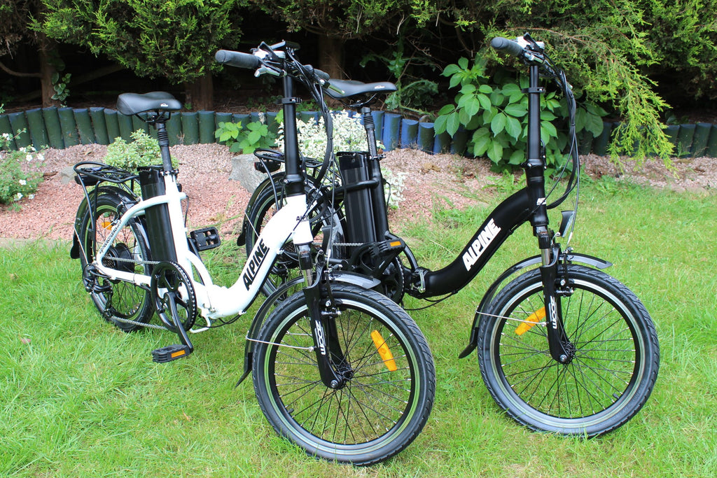 The Best Folding Electric Bike to use with a Motorhome or Caravan