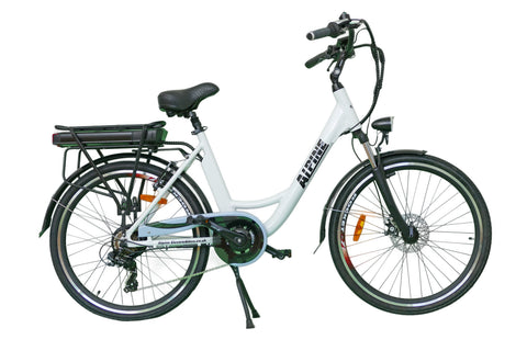 Alpine Electric Bikes - Vista City Electric Bike - ebike