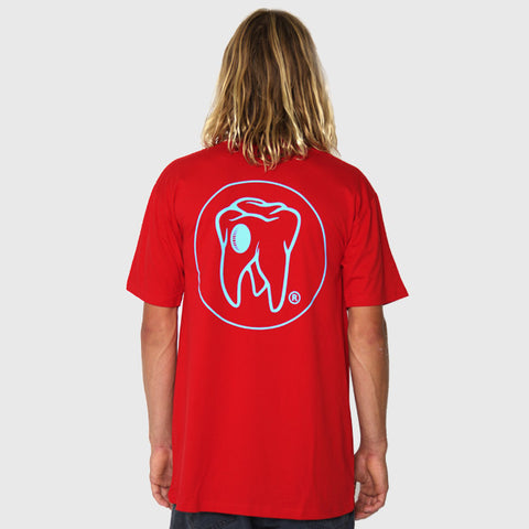 SEASONS TEE SUNSTROKE RED