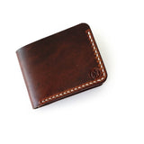 Dala Slim Wallet | Cordovan Brown