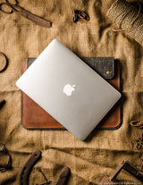 Leather Macbook Case | Sleeve | Classic Leather