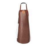 Leather Apron | BBQ Apron | Kitchen Apron | Brown