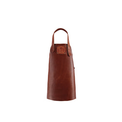 Kid Leather Apron | Cognac/Cognac