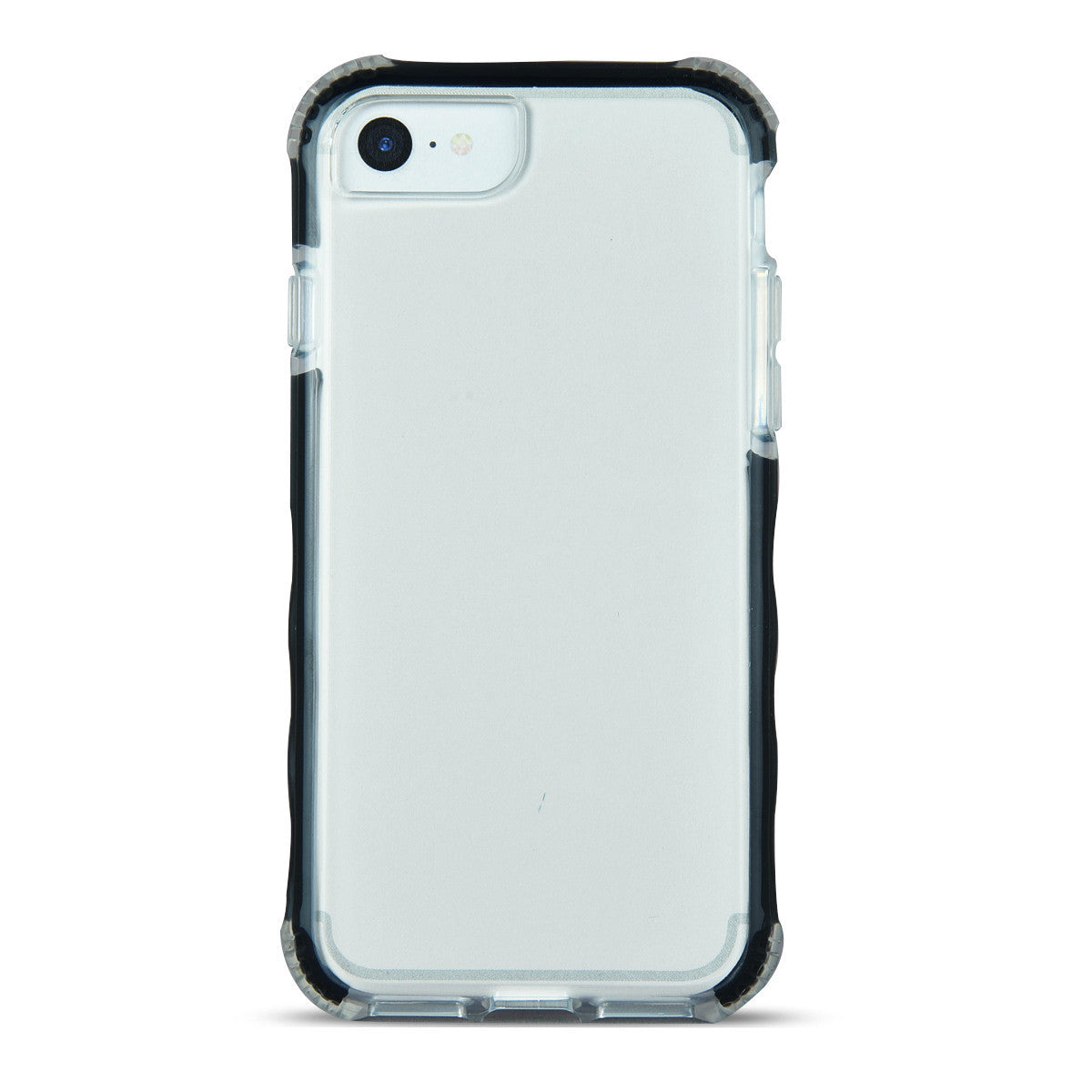 lowest price 2154b 9957f iOrigin iPhone 7 / iPhone 7 Plus Clear Bumper Case - Black Bumper