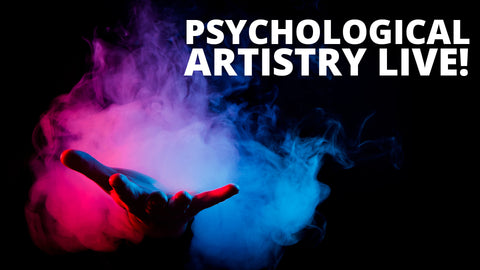 Psychological Artistry Live! - 2019