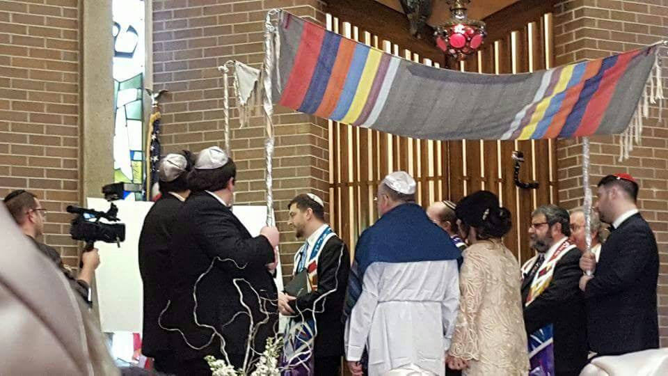 Chuppah - Wedding Tallit. Prices Vary