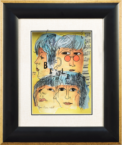 Fab Four by Jean Pierre Weill