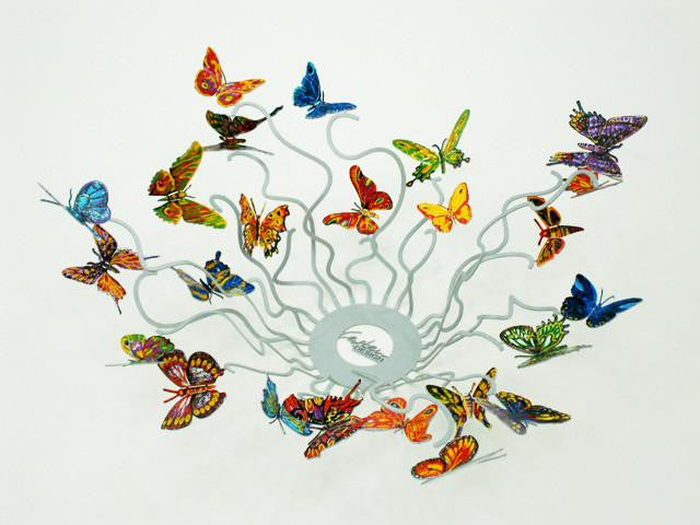 Butterflies Forever Fruit bowl