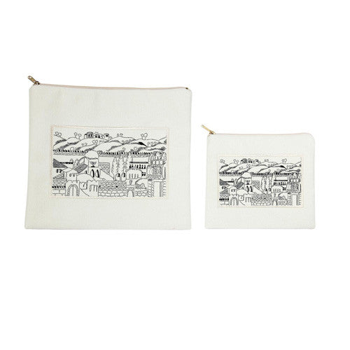 Tallit and Tefillin bag - City of david