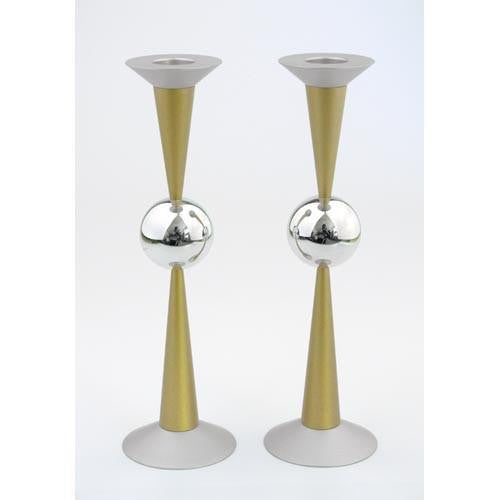 THE BALL CANDLE HOLDERS - LARGE