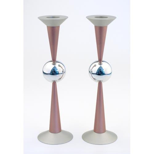 THE BALL CANDLE HOLDERS - MEDIUM