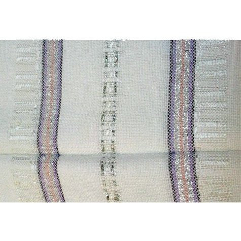 Tablecloths - Hopah Pattern - Purple and Silver