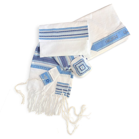 Independence Tallit/72 - Limited Edition - Cotton Tallit