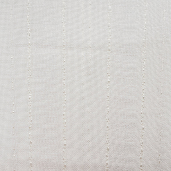 Tablecloths - Classic Design - White on White