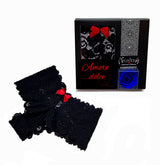 regalo per lei sexy gift box mecedora lingerie perizoma in pizzo packaging