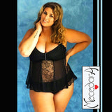 babydoll-nero-curvy-mecedora-lingerie-pizzo-tulle-black-lace-sexy.