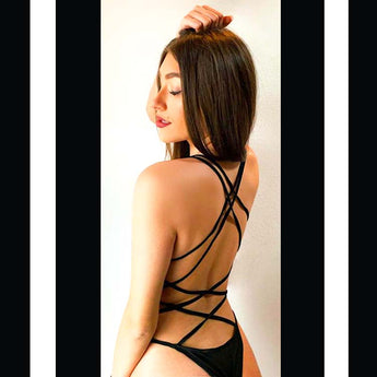 black-bodysuit-mecedora-lingerie-strips-sexy-nude-look-back