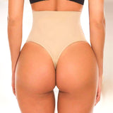 SHAPER THONG HIGH WAIST MECEDORA LINGERIE