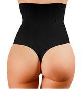 INVISIBLE THONG HIGH WAIST SHAPER MECEDORA LINGERIE