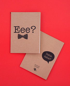 pk design defter exclamation | eee