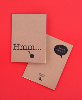 pk design defter exclamation | hmm