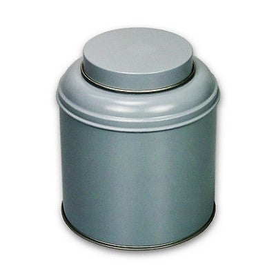 Tea Tin - Round Canister