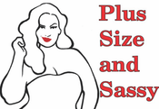 Plus Size And Sassy.