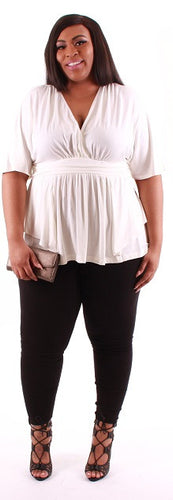 Flowing Baby Doll Top