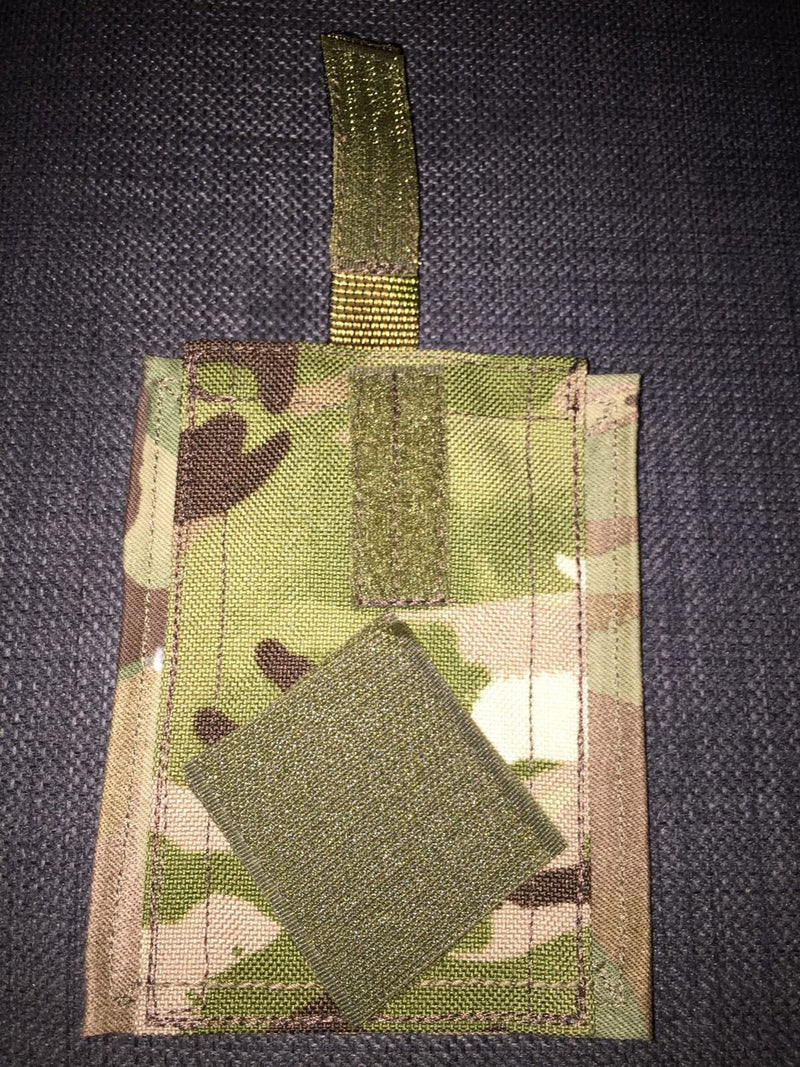 FRV Tailoring hook+loop Backed Compass Pouch